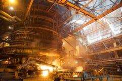 metallurgie royalty-vrije stock fotografie