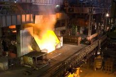 metallurgy arkivfoton