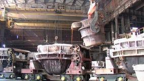 Metallurgy Royalty Free Stock Photo