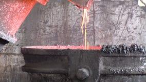 Metallurgy Stock Photo
