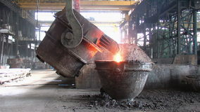 Metallurgy Royalty Free Stock Photos