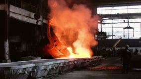 Metallurgy Stock Image