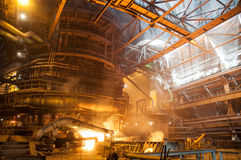 Metallurgy Royalty Free Stock Photography