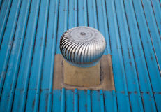 Metallventilation Royaltyfri Bild