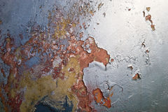metallwallpaper Royaltyfri Bild