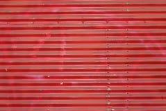 Metallwand stockfotografie