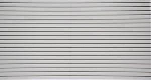 Metallwand-Abstellgleis - Muster Lizenzfreies Stockbild