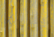 Metallwand, nahtlose Beschaffenheit Lizenzfreies Stockbild