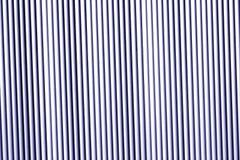 Metallwandbeschaffenheit im blauen Ton Stockfotos