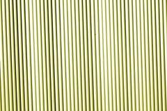 Metallwandbeschaffenheit im gelben Ton Stockfoto