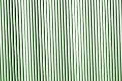 Metallwandbeschaffenheit im grünen Ton Stockfotos
