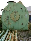 Metallwaschmaschine Lizenzfreies Stockfoto