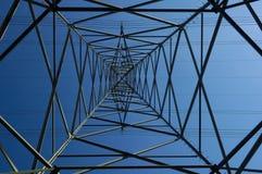 Metallweb. Lizenzfreies Stockfoto