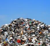 Metallwiederverwertung Lizenzfreies Stockbild