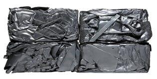 Metallwiederverwertung stockfotos