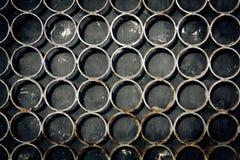 Metallzaun lizenzfreie stockfotografie