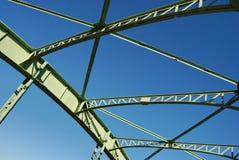 metalowa konstrukcja zdjęcie stock
