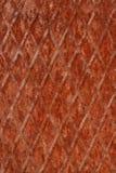 metalowa płytka rdzewiejący Obraz Royalty Free