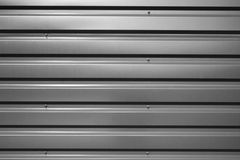 metalowa płytka Obrazy Stock