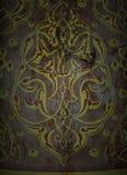 metalowe 2 rusty opończy Fotografia Royalty Free
