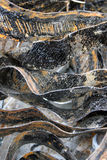 metalowe abstrakcyjne Zdjęcia Royalty Free