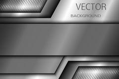 metalowe abstrakcyjne tło Fotografia Stock