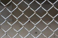 metalowe grilla Zdjęcie Stock