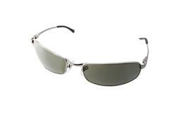 metalowe ramowi okulary przeciwsłoneczne zdjęcie stock
