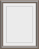 metalowe ramowy Obraz Royalty Free
