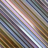 metalowe słupy Zdjęcie Royalty Free