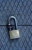 metalowe zamka obrazy stock