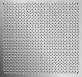 Metalpiramidplate Ilustración del Vector