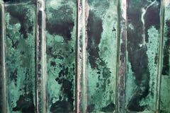 MetalRoof02 Fotografie Stock