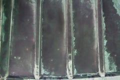 MetalRoof01 Στοκ Φωτογραφίες