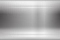 Metalu abstrakta backround ilustracji