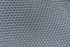 Metalu łańcuszkowego połączenia włókna Obraz Royalty Free