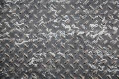 metalu brudny talerz zdjęcie royalty free
