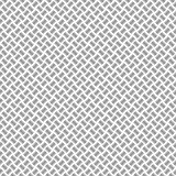 Metalu chwyta tekstura wytwarzająca bezszwowy wzoru Nierdzewna półkowa tekstura Biały i szary tło Szablon dla druku, tkanina, w royalty ilustracja