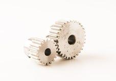 Metalu Cogwheel Obraz Stock