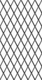 Metalu diamentu Netto drutu bezszwowy wzór Fotografia Stock
