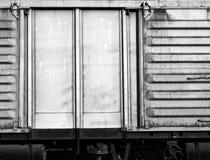Metalu drzwi Zdjęcie Stock
