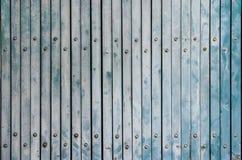Metalu drzwi wzór Obraz Stock