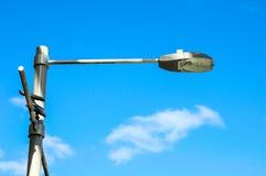 Metalu elektryczny lampion Obraz Stock