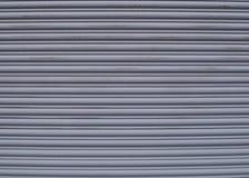 Metalu garażu drzwi obraz stock