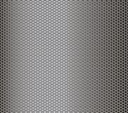 metalu honeycomb ilustracja wektor