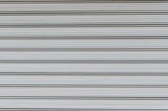 Metalu horyzontalny wzór Obrazy Stock