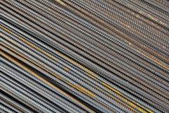 Metalu kablowy tło Zdjęcie Stock