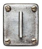 Metalu list Zdjęcie Stock