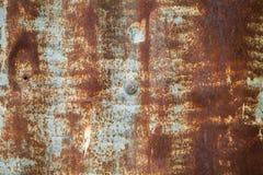 metalu ośniedziały stary półkowy Zdjęcie Stock