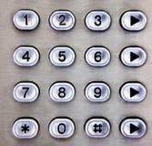 metalu ochraniacza telefon zdjęcie stock